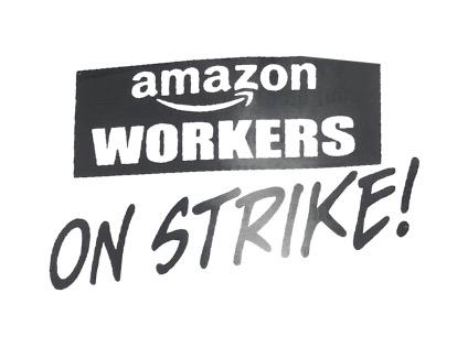 Sciopero ad Amazon: senza sicurezza, non si lavora!