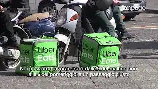 """In Campania stop al cibo d'asporto dopo le ore 18. I riders: """"Dalle aziende zero protez"""