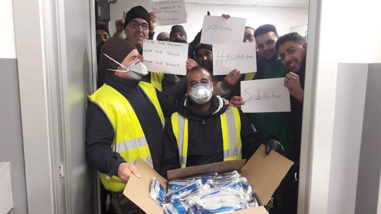 [SDA] Lavoratori fermi a Bologna