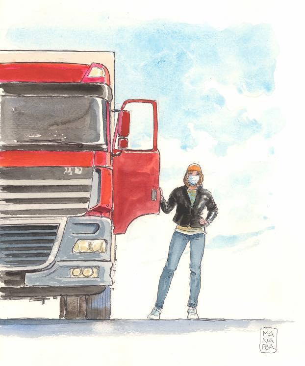 Cosa succede nel polo logistico Ups di Carpi?