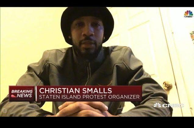 Christian Smalls: «Licenziato da Amazon per aver scioperato»