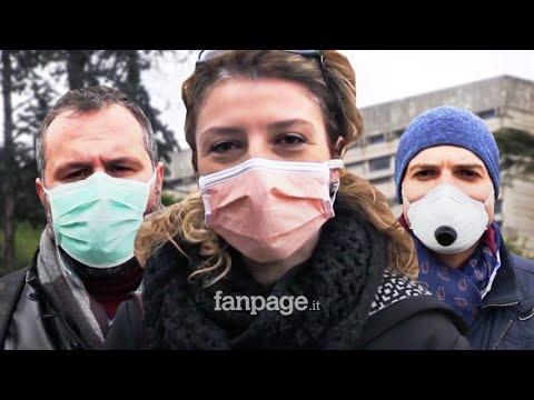 Coronavirus Napoli, l'esercito dei 'somministrati', precari della sanità in prima linea