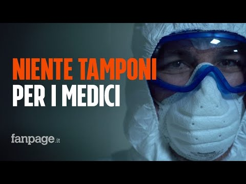"""Remuzzi (IRCCS): """"Se facciamo tamponi a tutti i medici l'80% va quarantena, poi chi cura i malati?"""""""