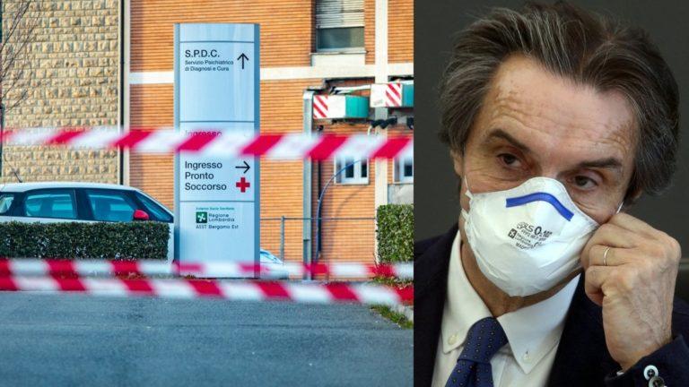 La procura di Bergamo convoca Fontana e Gallera per le inchieste sui morti nelle Rsa e sull'ospedale di Alzano