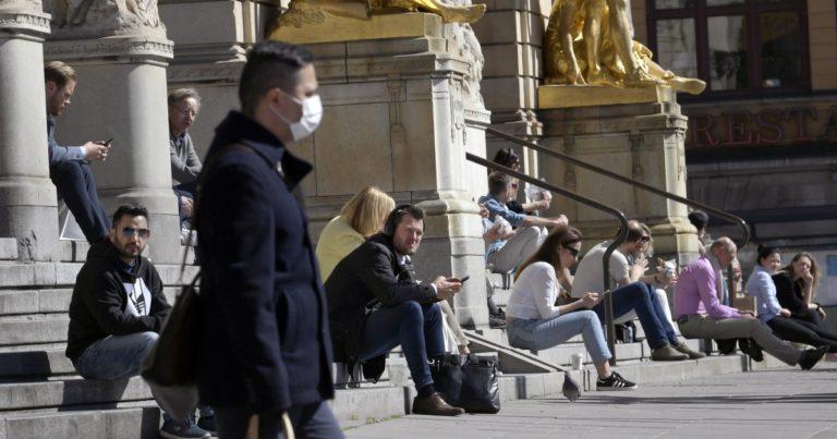 La Svezia senza lockdown ora ha il più alto tasso di mortalità al mondo