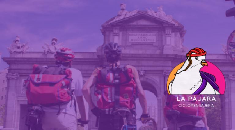Ciclofattorini autorganizzati a Madrid